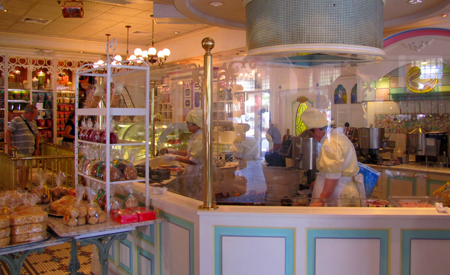 The Main Street Confectionery
