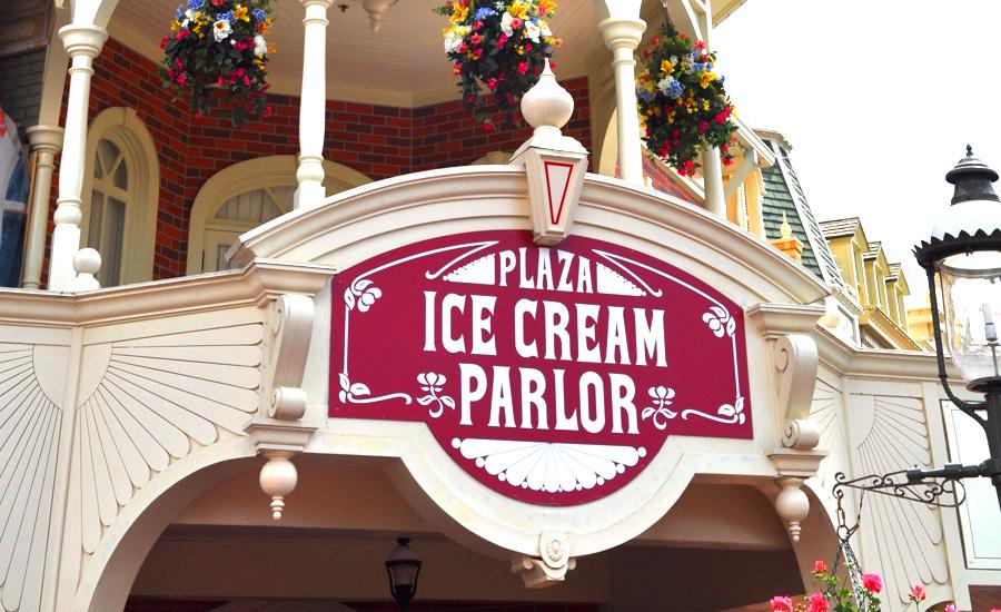 Plaza Ice Cream Parlour