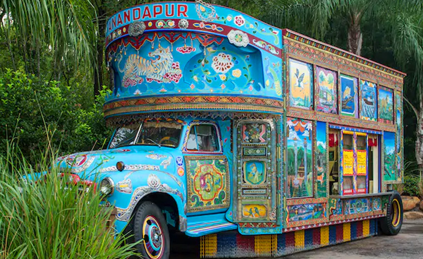 Anandapur Ice Cream Truck