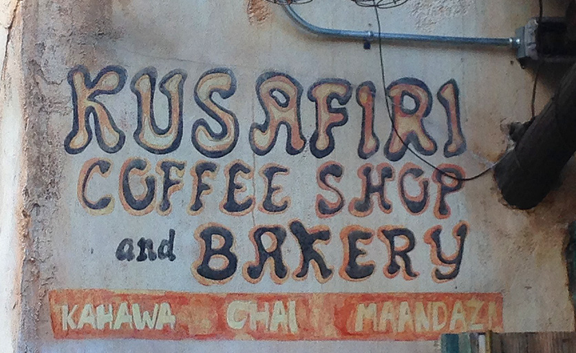 Kusafiri Coffee Shop