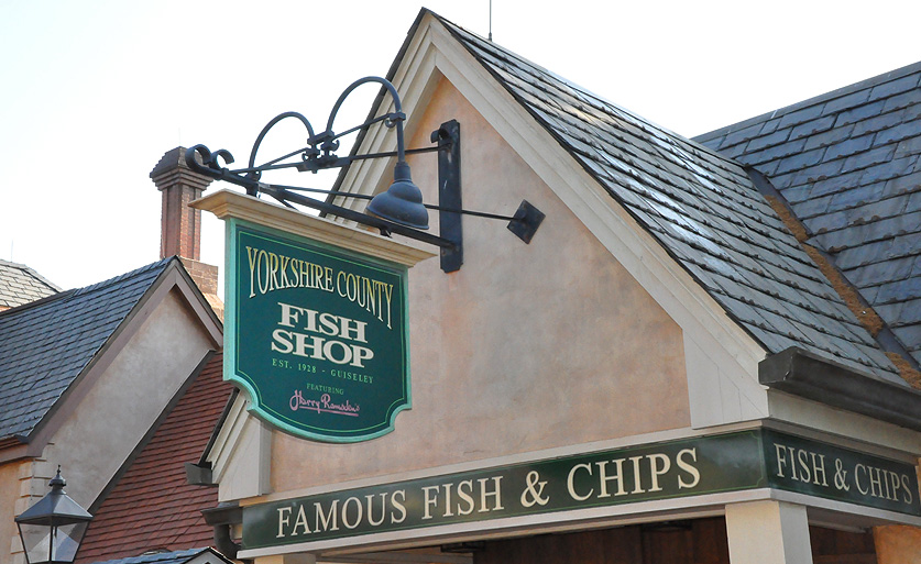 Yorkshire County Fish Shop