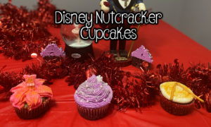 Christmas Nutcracker Cupcakes